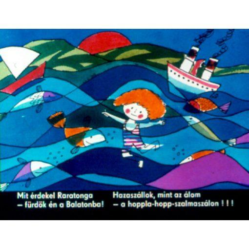 DIAFILM - Tengerecki Pál