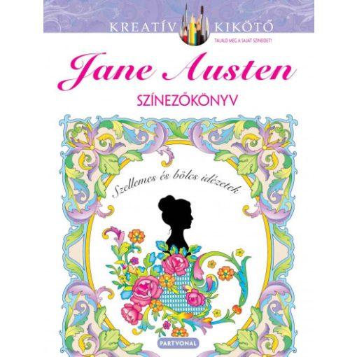 Jane Austen - Színezõkönyv