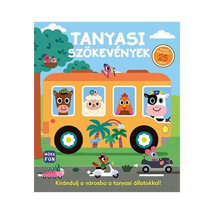 Tanyasi szökevények - Kirándulj a városba a tanyasi állatokkal!
