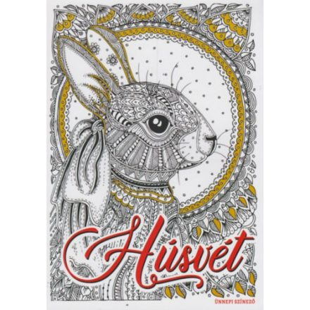 Húsvét ünnepi színező