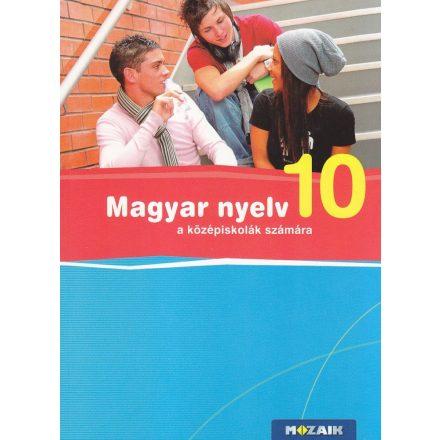 Magyar nyelv 10.