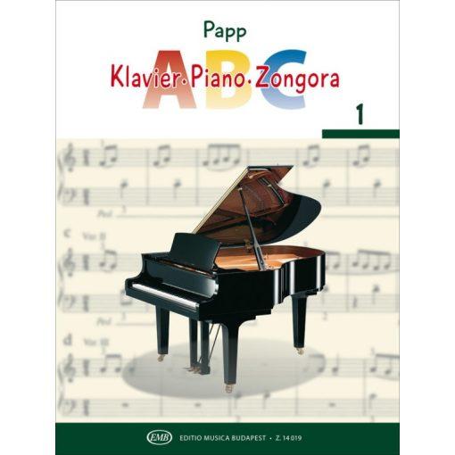 Zongora ABC 1.